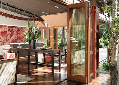 Lincoln Wood Products Fold A Way Patio Door Pro Remodeler Foldaway Patio Doors