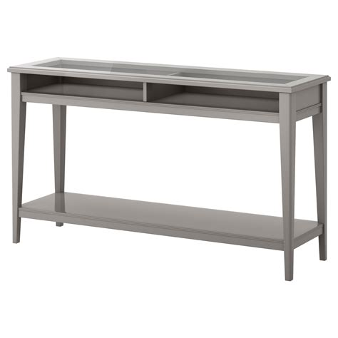 sofa tables images liatorp console table grey glass 133x37 cm ikea