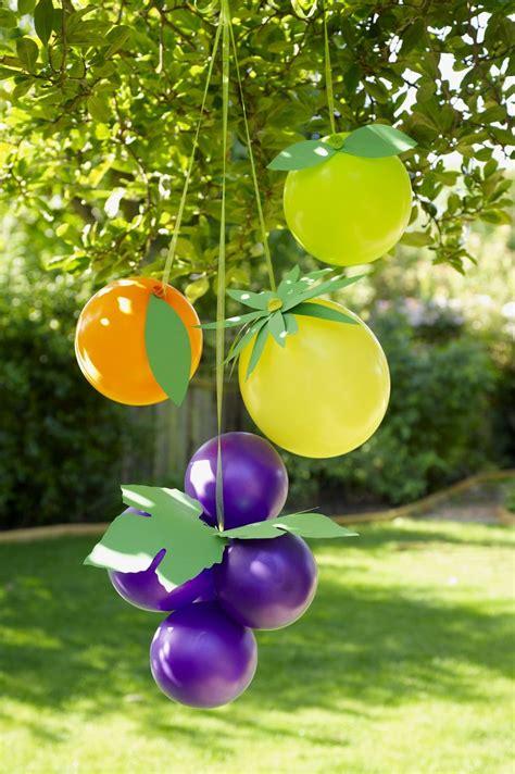 fruit balloons ideas i am the
