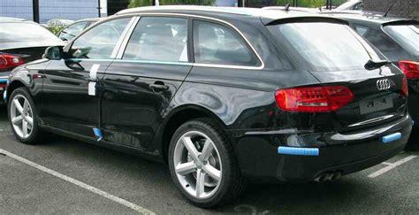 Audi A4 Avant S Line Schwarz by Audi A4 Avant S Line Neues Modell Modelljahr 2015 2014 2 0