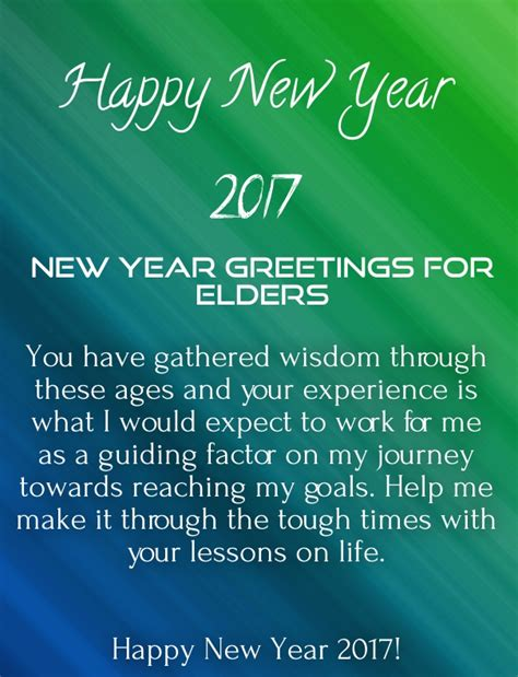 new year wishes to parents 20 happy new year 2018 wishes for elders senior citizens