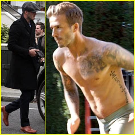 Sneak Peek Beckham For Marc by 2013 Just Jared Page 2578
