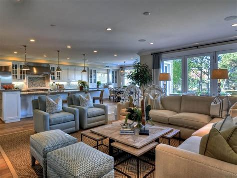 24 large open concept living room designs open concept living room and dining room white upholstered