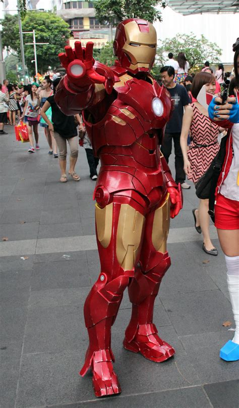 gg figure news iron man cosplays