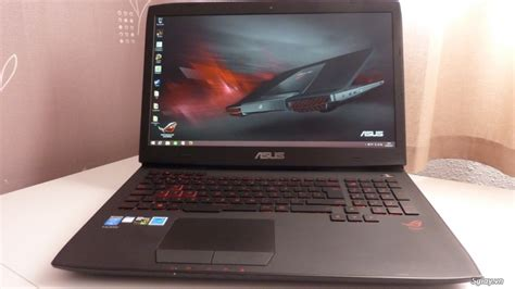 Laptop Asus Rog G56jk Eb72 asus rog g56jk eb72 i7 ram 12gb card 2gb 5giay