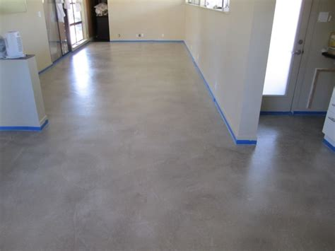 light stained concrete floors how to stain concrete floors design floor