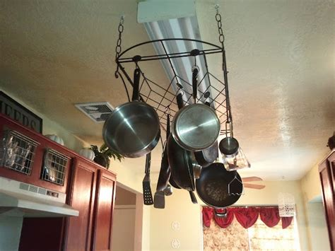 Cool Pot Racks 1000 Images About Diy Pot Racks On Pot Racks