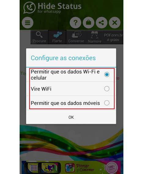 tutorial hide whatsapp status tablet chineses como ficar invis 237 vel no whatsapp e