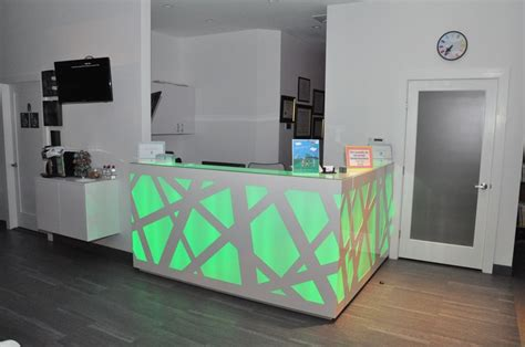 Light Up Desk by 1000 Images About Cool Dental Office On
