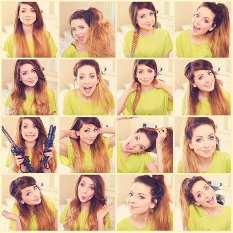hairstyles for long hair zoella 25 best ideas about zoella hairstyles on pinterest