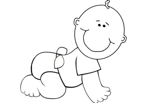 printable baby coloring pages coloring me