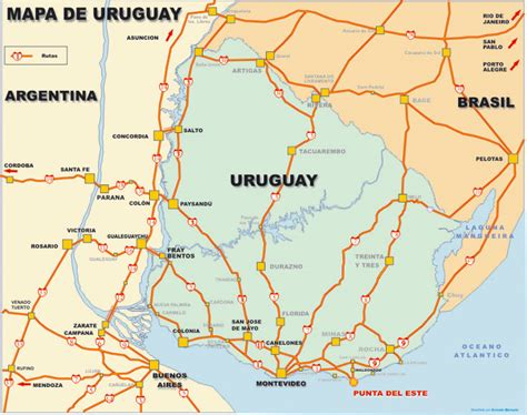 imagenes satelital del uruguay hotel terraza del mar ubicaci 243 n