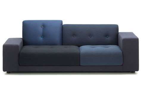 couch and chair polder compact sofa hivemodern com