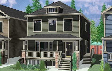 Homes With Inlaw Apartments by Stacked Duplex House Plans Floor Plans