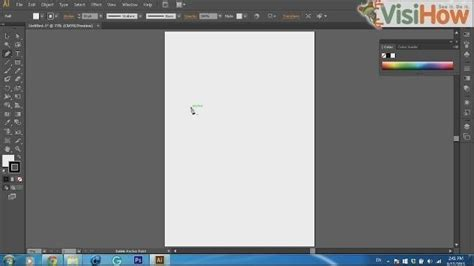 How To Draw A Curved Line In Illustrator
