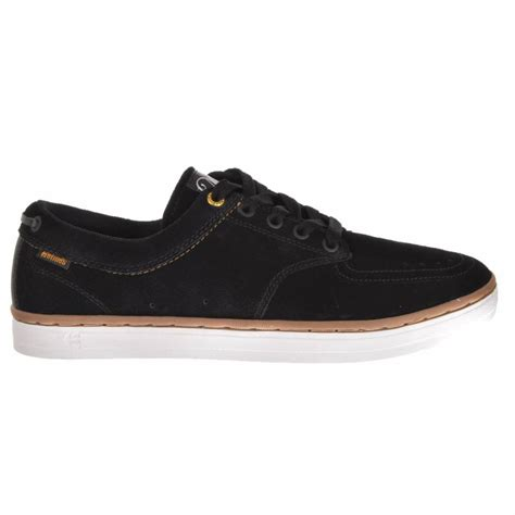 black skate shoes etnies etnies malto 2 black gum skate shoes etnies from