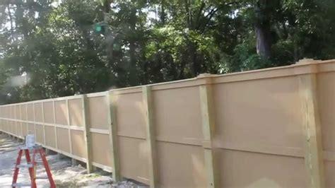 hardie board hardie board fence