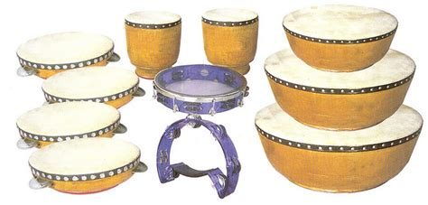 Alat Qasidah Rebana indonesia alat musik tradisional