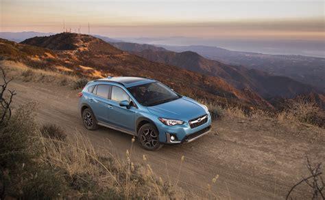 2019 Subaru Crossover by 2019 Subaru Crosstrek Hybrid Drive Of 17 Mile 35