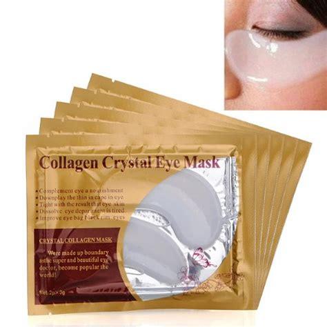 Collagen Eyelid Patch collagen eyelid patch moisture anti wrinkle circles eye mask 20pcs nicky s gift beautil