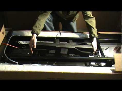 adjustable bed by leggett and platt dc motor repair part 2