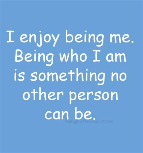 Being Me Loving You i being alone quotes