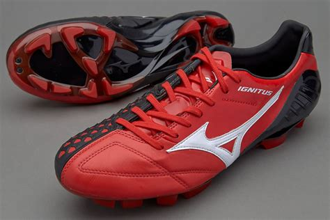 Mizuno Soccer Shoes presenting the wave ignitus 4 mizuno soccer shoes