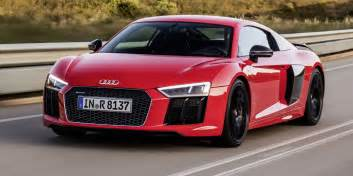 Audi V10 2016 Audi R8 V10 And V10 Plus Drive Review
