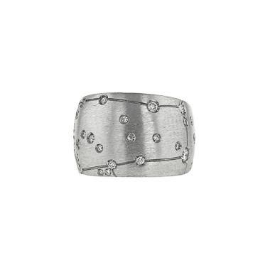 Bvlgari Gemini White Silver second luxury jewels collector square
