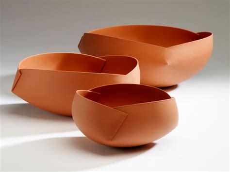 How To Fold A Paper Bowl - 375 best images about miscellaneous ceramics on