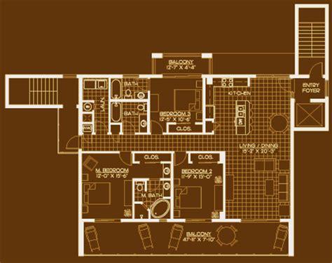 the seawind floor plan seawind condo floor plans for the gulf shores condominium