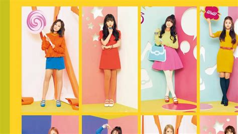 Album Lovelyz R U Ready Wow Cameo Cd Dvd Oriiginal Official Korea lovelyz wow tracklist 2nd album r u ready teaser image