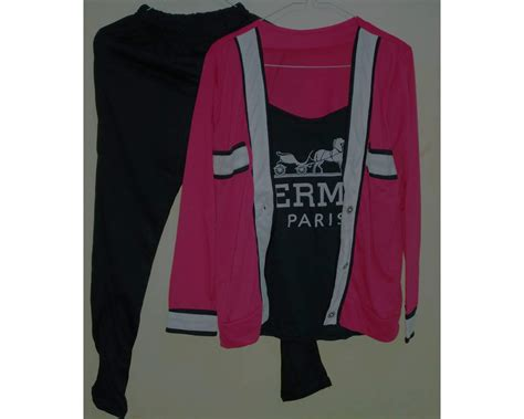 Stelan Baju Dan Celana 24 baju korea atasan dan celana tf069