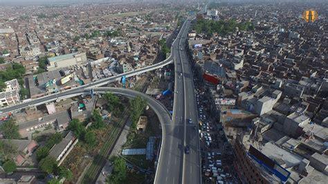 flyover  gt road gujranwala habib construction services