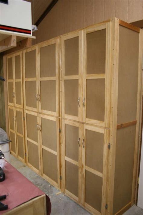 storage cabinets garage storage   diy garage