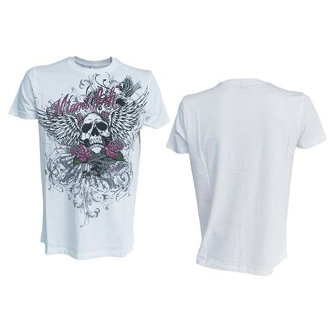 Ink A White Shirt by Official Miami Ink White T Shirt Buy On Offer