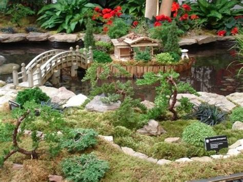 mini japanese garden 48 best images about crafts miniature gardens asian