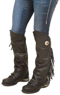 motorcycle half boots floral half chaps cowboy boots pinterest floral the