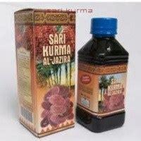 Sari Kurma Madu Anak Platinum Al Jazira 10 In 1 sari kurma al jazira obat herbal tradisional alami