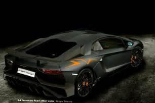 Lamborghini Aventador Configurator Photos Lamborghini Aventador Lp750 4 Sv 2016 From Article