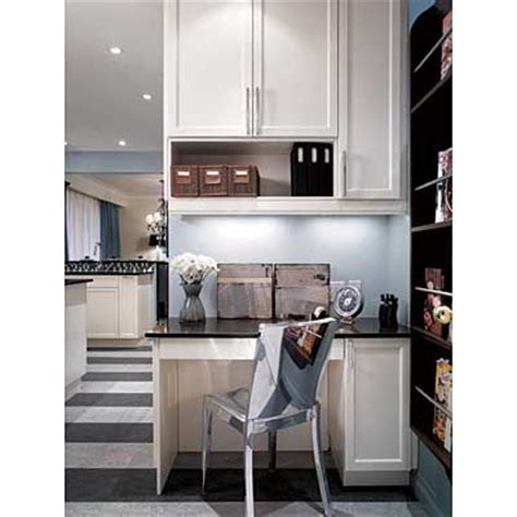 small kitchen office nook favorite places spaces pinterest