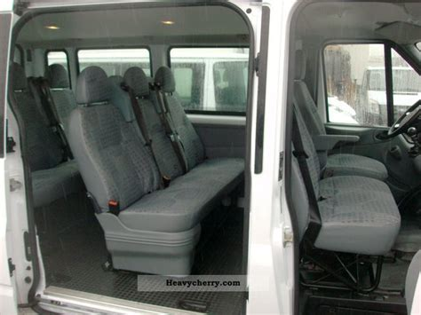 ford transit 9 seater climate 4 16 000 net 2011