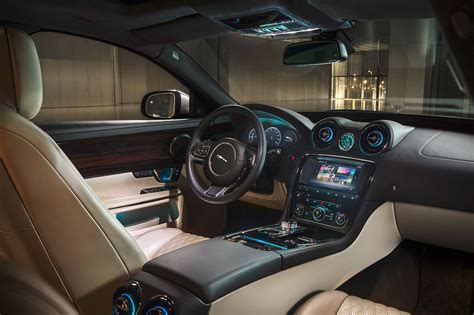 jaguar cars interior the 163 100k jag 2016 jaguar xj goes seriously premium by