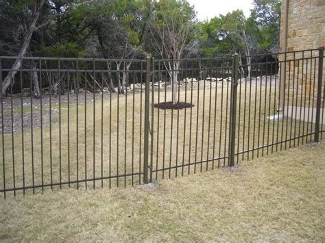 aaa fence co austin wrought iron fences