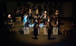 swing band glasgow glasgow swing big band live big band music wedding and