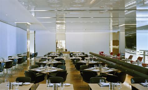 new standards contemporary cuisine the the modern at moma bentel bentel architects planners a