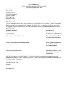 Formatting Cover Letters by Formats Of A Cover Letter