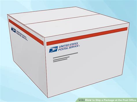 How Will The Post Office Hold A Package by How To Ship A Package At The Post Office 5 Steps With