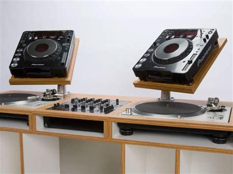 dizzyjockey dj table lifestyle furniture by dual