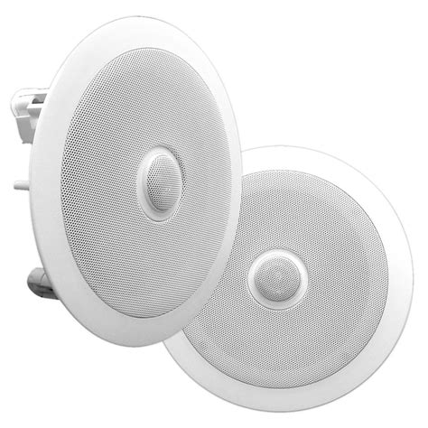 Office Ceiling Speakers by Pylehome Pdic80 Home And Office Speakers Sound And